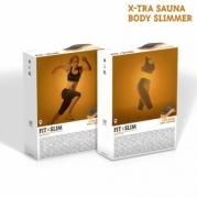 """""""X-Tra"""" liekninamosios sportinės aprangos komplektas su saunos efektu"""