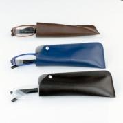 Skaitymo akiniai su lanksčiu dėklu (galimi spalvų ir stiprumo pasirinkimai)