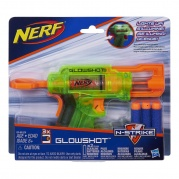 """Šautuvas Nerf """"GLOWSHOT"""" su šviesos efektais"""