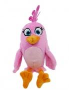 """Pliušinis žaislas """"Angry birds"""" 20cm (rožinis)"""