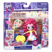 """Mini lėlytė """"My little pony"""" EQUESTRIA. """"Pinkie Pie"""""""