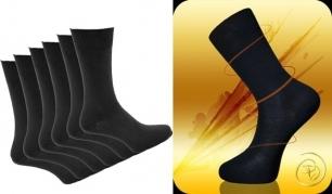 Medvilninių kojinių komplektas vyrams (5 poros)
