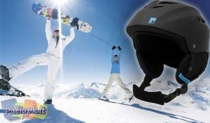 """Pasirūpinkite savo saugumu pramogaujant žiemą! Slidinėjimo šalmas """"Nevica"""""""
