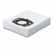 """Minkšto audinio filtro maišeliai """"Karcher 2.863-006.0"""", 4 vnt."""