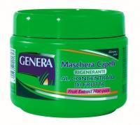 """Plaukų kaukė su vaisių ekstraktais """"Genera"""", 500 ml"""