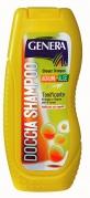 """Citrusinių vaisių kvapo dušo gelis su alavijų ekstraktu """"Genera"""", 300 ml"""