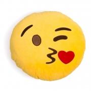 "Dekoratyvinė pagalvėlė ""Emoji Kiss"""