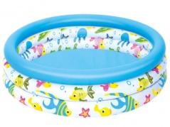 """Pripučiamas baseinas vaikams """"Bestway"""", 102 x 25 cm"""