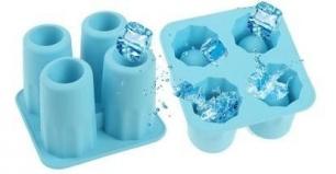 Ledinių stikliukų formelės