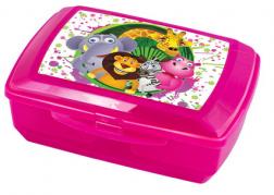 """Priešpiečių dėžutė """"BranQ"""" (rožinė)"""