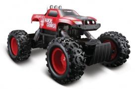 "Radijo bangomis valdoma mašina ""Rock Crawler"" (raudona)"