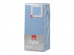 "Paklodė su guma ""Conforti"" 180 x 200 cm (mėlyna)"