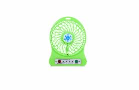 Mini USB ventiliatorius žalias