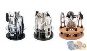 """""""King Hoff"""" virtuvės įrankių rinkinys (galimi modelių pasirinkimai)"""