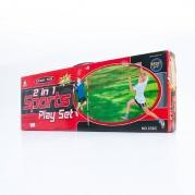 Badmintono ir tinklinio rinkinys