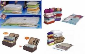 100x70 cm dydžio vakuuminis maišas drabužiams arba patalynei laikyti