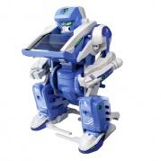Žaislinis transformuojamas robotas 3 in 1