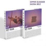 Zipper Slimmer Sauna Belt diržas