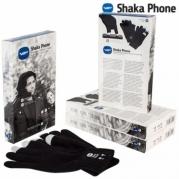 Laisvų rankų įranga - pirštinės Shaka Phone