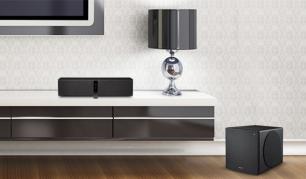 """Namų garso sistema """"CREATIVE  Ziisound DSx ir D3x"""""""