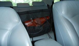 Automobilinis rankinės dėklas/maišelis