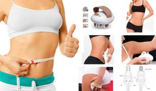 """Naujas celiulitui ir riebalams mažinti skirtas masažuoklis - """"Body Slimmer"""""""