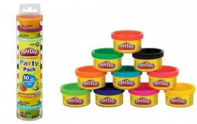"""Play-Doh"" plastilinas (Party pack) 10 vnt."