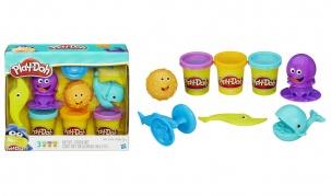 """""""Play-Doh"""" plastilino rinkinys """"Jūros gyventojai"""""""