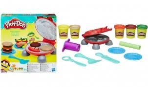 """""""Play-Doh"""" plastilino rinkinys """"Mėsainiai"""""""