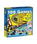 """Stalo žaidimų rinkinys """"100 žaidimų"""""""