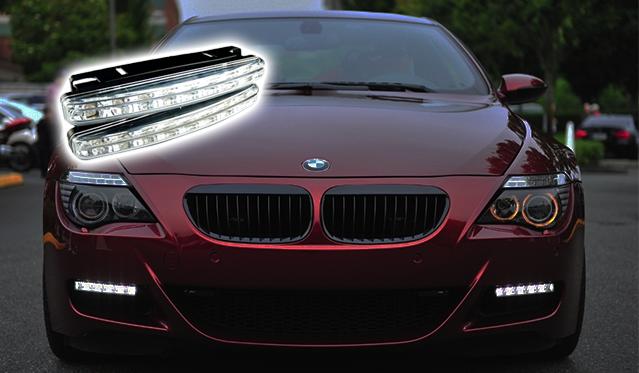 LED žibintų komplektas (2 vnt.) Jūsų automobiliui