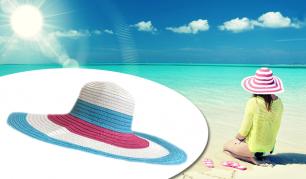 Paplūdimio skrybelaitė (galimi spalvų pasirinkimai)