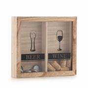 Rėmeliai kamščiams Beer & Wine Wagon Trend