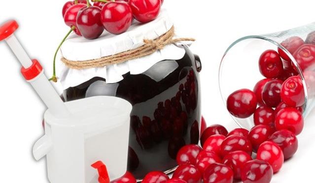 Vyšnių ir alyvuogių kauliukų išėmiklis
