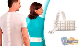 Nugaros masažuoklis, palengvinantis Jūsų nugaros skausmus
