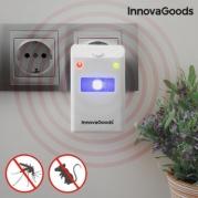 Elektrinius impulsus skleidžiantis prietaisas kenkėjams baidyti!