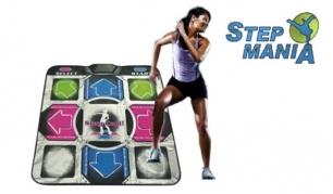 Žaisk, šok ir lieknėk su Step Mania!