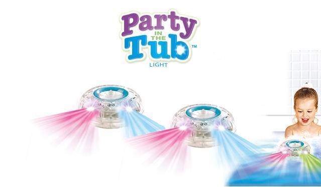 """Vonios žaislas """"Party in the Tub"""""""
