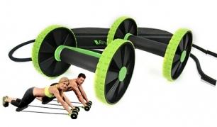 Sustiprinkite raumenis! Daugiafunkcinis treniruoklis Revoflex Xtreme