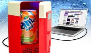 Mini USB šaldytuvas
