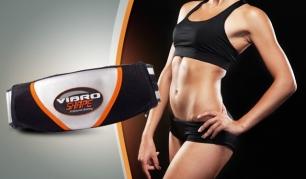 """Pagražinkite savo kūno linijas be didelių pastangų! Liekninamasis diržas """"Vibro Shape"""""""