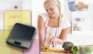 Skaitmeninės virtuvinės svarstyklės - kiekvienai namų šeimininkės virtuvei