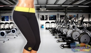"""Sportinės kelnės iš """"Neotex"""" medžiagos"""