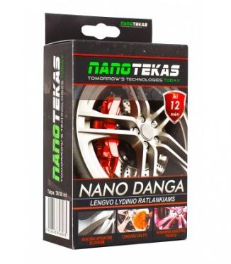 """Apsauginė danga Jūsų ratlankiams """"Nanotec"""""""