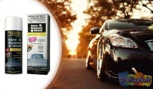 """""""Nanotec"""" deimantinė nano danga - ypatingai Jūsų automobilio priežiūrai"""