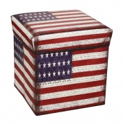 Pufas - dėžė daiktams