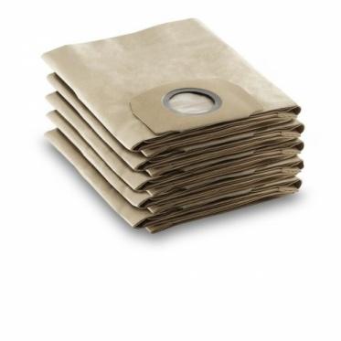 "Popieriniai filtro maišeliai ""Karcher 6.904-409.0"", 4 vnt."