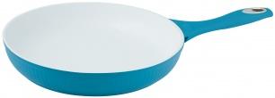 "Keptuvė keramikine danga 22cm ""King Hoff"" (mėlyna)"