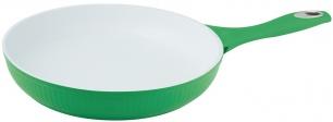 "Keptuvė keramikine danga 24cm ""King Hoff"" (žalia)"