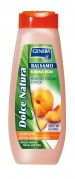 "Balzamas plaukams ""Genera Cotton and Peach"", 500 ml"